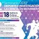 """2° Seminario ODEP """"Deporte e Investigación: La Ciencia en Movimiento"""""""