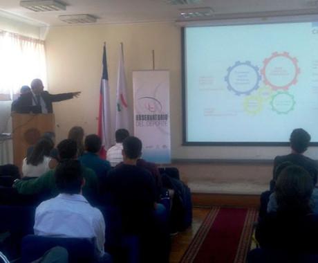 Desafíos para la Investigación del Deporte en Chile