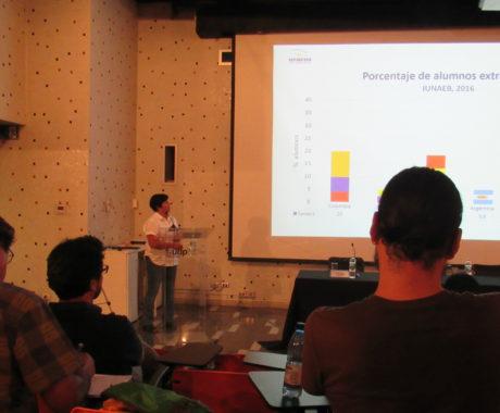 Presentan resultados preliminares de investigación sobre impacto del deporte en inmigrantes latinoamericanos en Chile